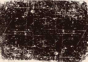 Black Scratched Grunge Background