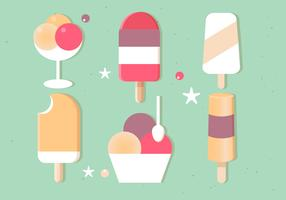 Free Vector Ice Cream Illustrations