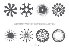 Abstract Vector Shapes Collection