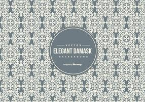 Elegant Vintage Damask Background