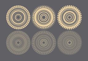 Vector Decorative Circles