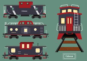 Caboose Vector Pack