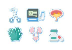 Free Medical Urology Vectors
