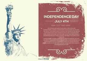 Independence Day Illustartion