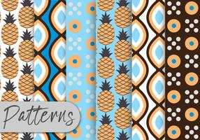Pineapple Pattern Set