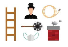 Chimney Sweep Vector Pack