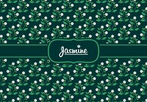 Jasmine Disty Pattern Free Vector