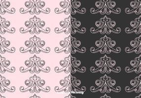 Romantic Vector Pattern