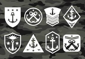 USMC Vector Icons