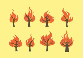 Burning Bush Vectors