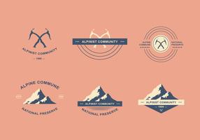 Alpinist Logo Set