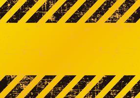 Grunge Danger/Caution Background