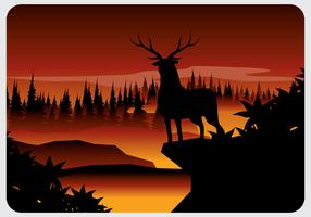 Forest Fires Vector