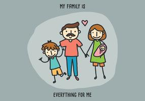 My Family Is Everything For Me