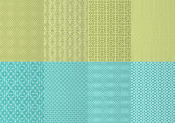 Seamless Retro Illustrator Patterns