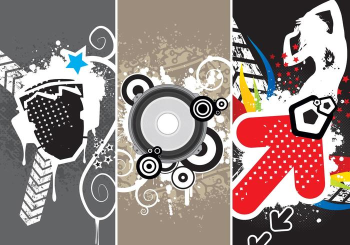 Modern Pop Vector Art