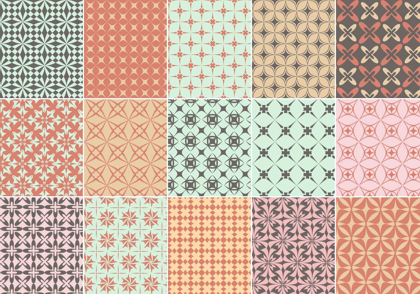 geometric pattern vector pack download free vector art