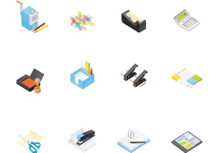 Office Vector Pack