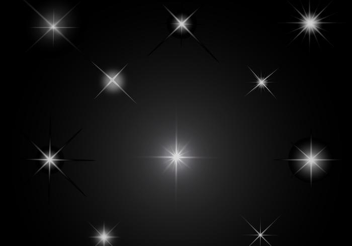 Sparkles Vector Set