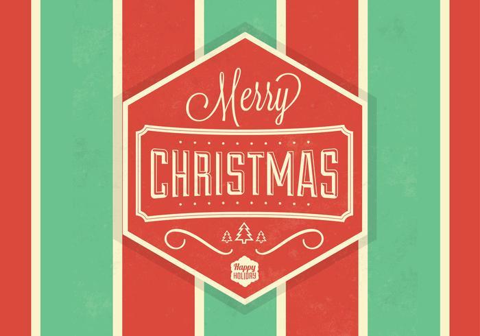 Fond de Noël à rayures