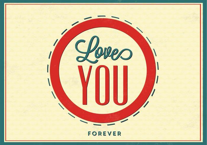 Love you forever love vector achtergrond download gratis love you forever love vector achtergrond voltagebd Images