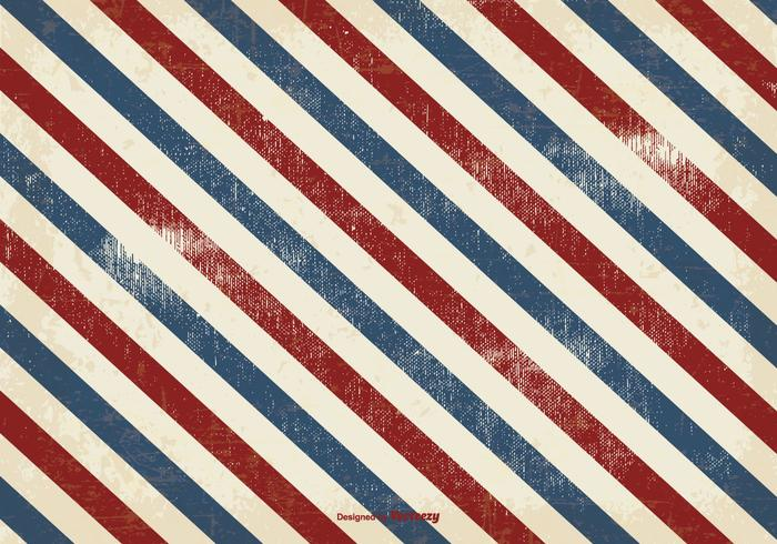 Vector USA Grunge Stripes Background