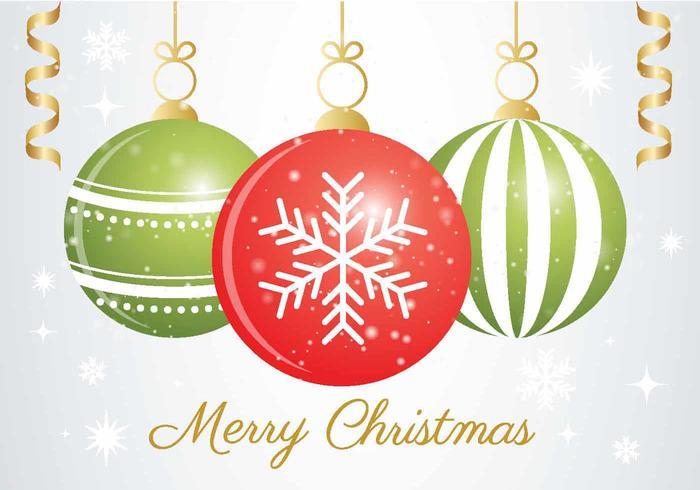 Fondo del ornamento de la Navidad del vector