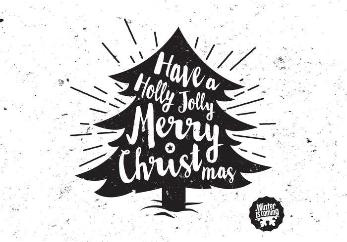 Heb een Holly Jolly Christmas Tree