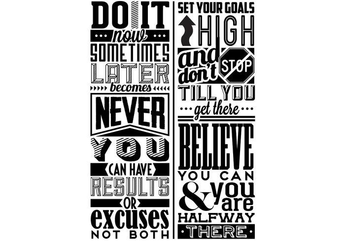 Believe In Yourself Vector