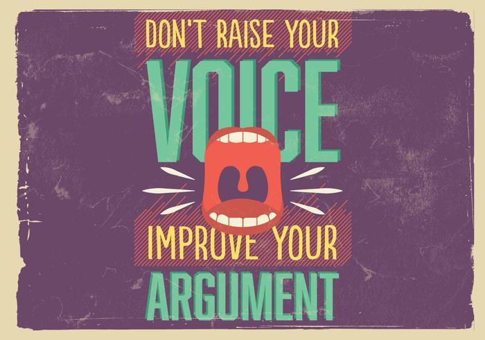 Argument Vector
