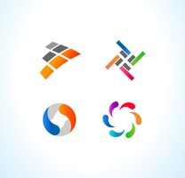 Colorful Logo Icons