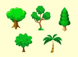 Tree Vector Pack