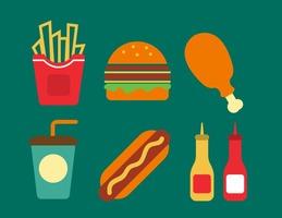 Fast Food Vectors