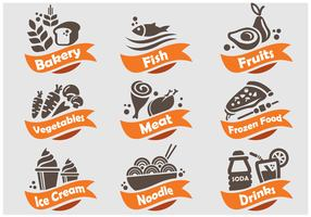 Food and Beverages Shop Icon