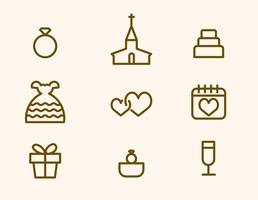 Free Wedding Vector Icon