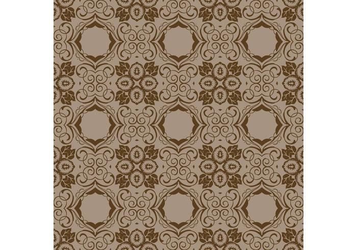 Brown Seamless Wallpaper