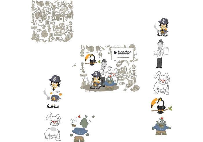 Conjunto de caracteres 1