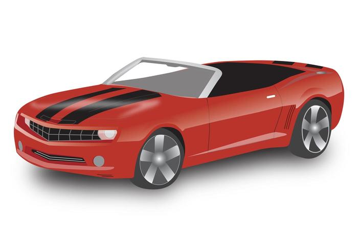 Chevy Camaro Convertible