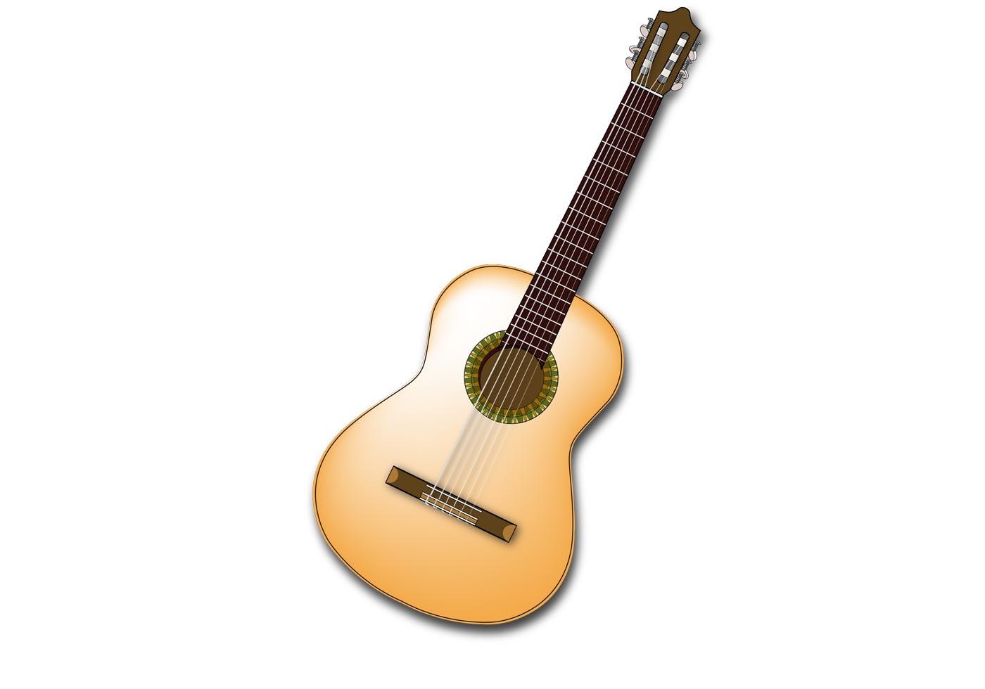 Spanish Guitar Download Free Vector Art Stock Graphics