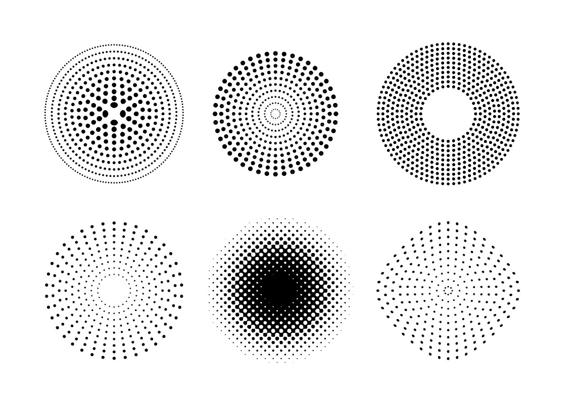 Vector Dots and...