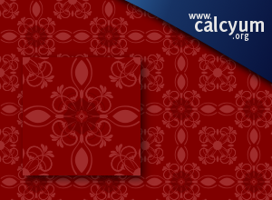 Floral pattern by Calcyum