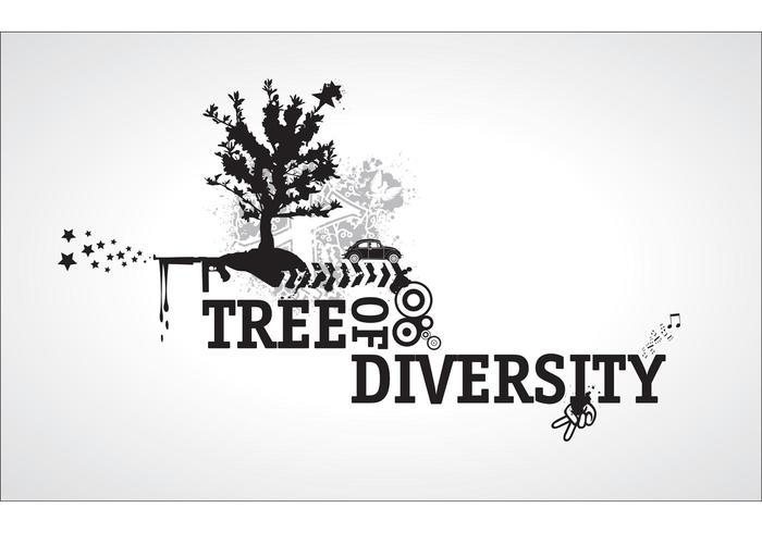 Boom van Diversiteit