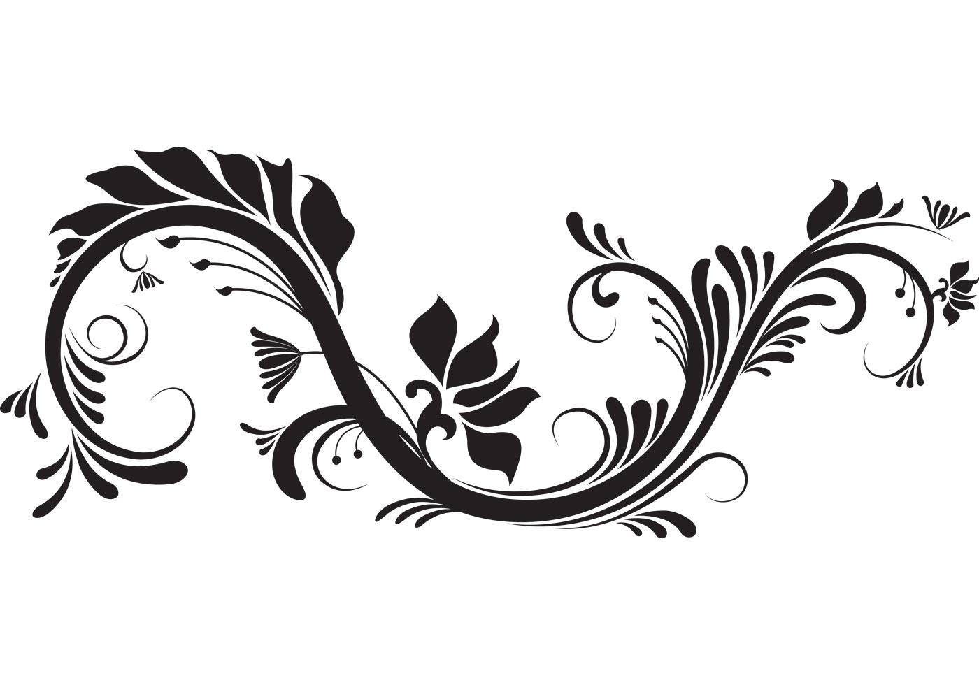 decorative vector ornament download free vector art. Black Bedroom Furniture Sets. Home Design Ideas