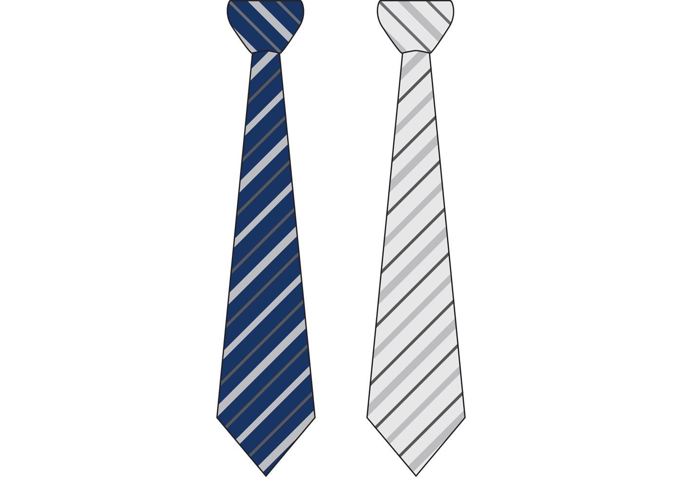 Mens Fashion Striped Tie Striped Shirt