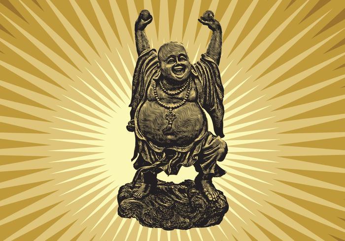 Chinesischer Buddha
