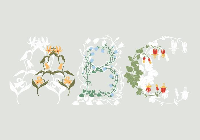 Bloemen ABC