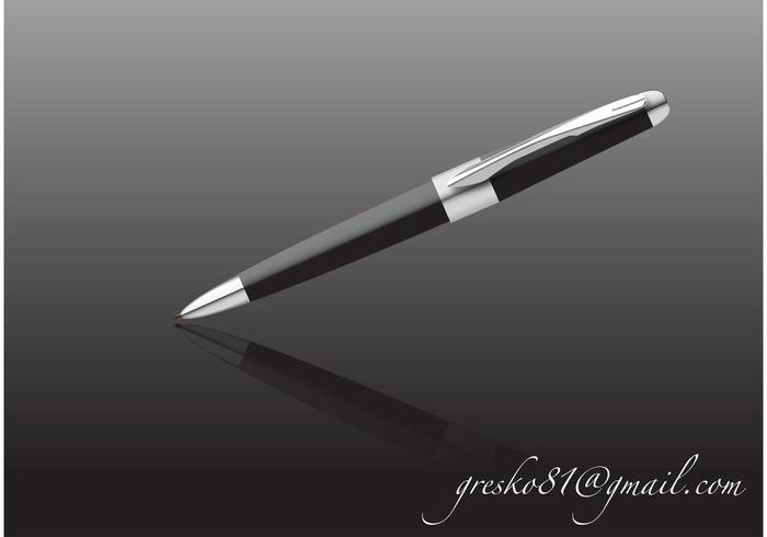 Black pen