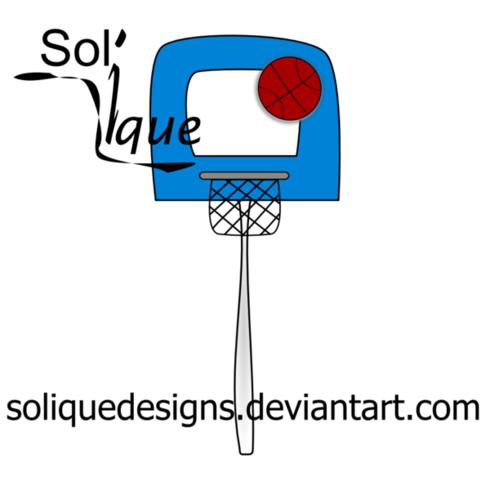 Basketbal en Hoop