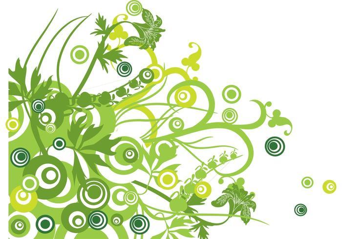 Design Vector Floral Graphic
