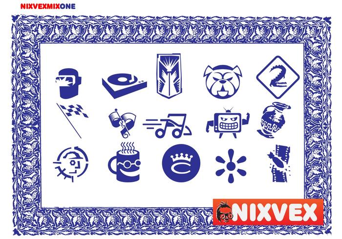 NixVex Free Vector Mix One - Download Free Vector Art ...